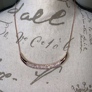 Vince Camuto Rose Gold Necklace